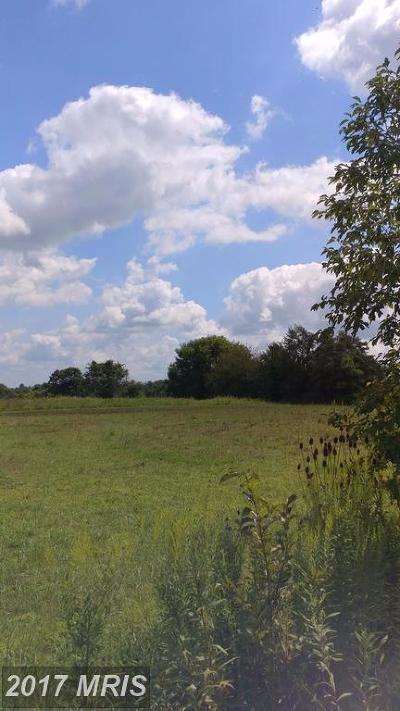 Frederick Residential Lots & Land For Sale: Hessong Bridge Road