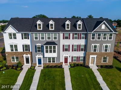 Frederick Townhouse For Sale: 1 Passend Way