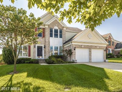 Frederick Single Family Home For Sale: 6319 Meandering Woods Court