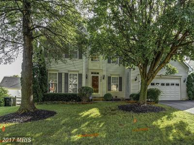 Frederick Single Family Home For Sale: 1745 Algonquin Road