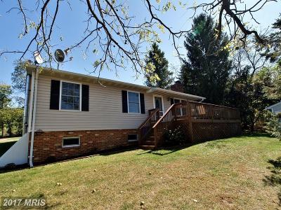 New Windsor Single Family Home For Sale: 15071 New Windsor Road