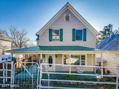 Frederick Single Family Home For Sale: 806 B Street E