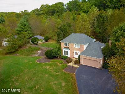 Mount Airy Single Family Home For Sale: 7847 Talbot Run Road