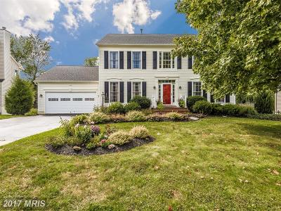 Ijamsville Single Family Home For Sale: 11211 Bramblewood Court