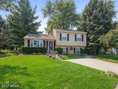 Frederick Single Family Home For Sale: 265 Longford Court