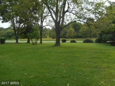 Frederick Residential Lots & Land For Sale: Bethel Road