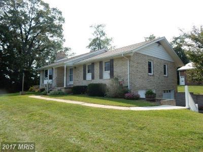 Frederick Single Family Home For Sale: 9730 Hansonville Road