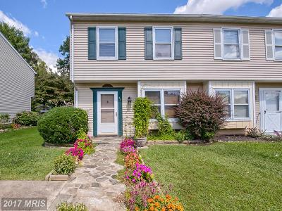 Frederick Duplex For Sale: 78 Wenner Drive