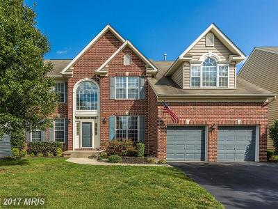 Frederick Single Family Home For Sale: 1911 Belford Drive