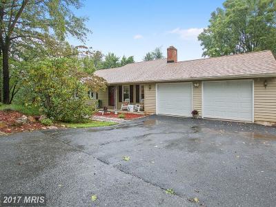 Frederick Single Family Home For Sale: 11204 Jon Court