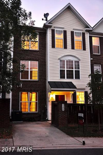 Frederick Single Family Home For Sale: 304 Rockdale Court