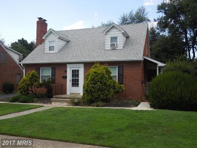 Frederick Multi Family Home For Sale: 627 Biggs Avenue