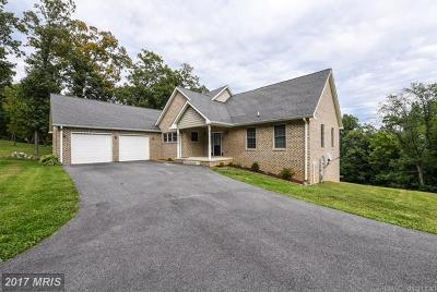 Thurmont Single Family Home For Sale: 11219 Putman Road