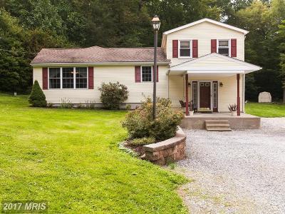 Smithsburg Single Family Home For Sale: 4439 John Draper Road