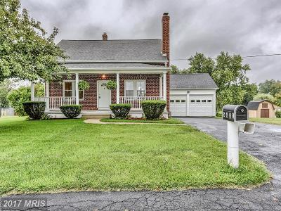 Frederick Single Family Home For Sale: 5631 Butterfly Lane