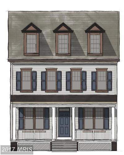 Urbana Single Family Home For Sale: 3249 Stone Barn Drive