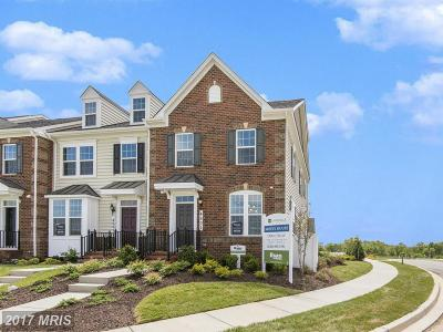 Frederick Townhouse For Sale: 4540 Seths Folly Drive