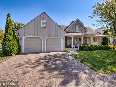 Frederick Single Family Home For Sale: 2431 Bear Den Road