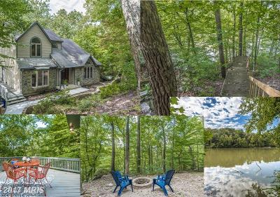 New Market Single Family Home For Sale: 10496 Lakeridge Court