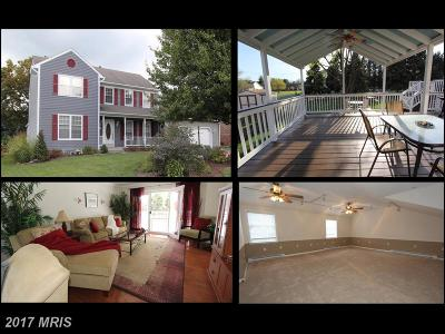 Frederick Single Family Home For Sale: 8214 Lookout Lane