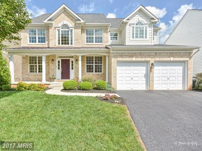 Frederick Single Family Home For Sale: 131 Sunlight Court