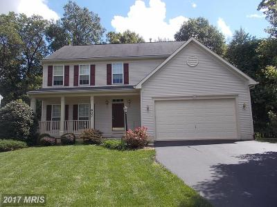 Mount Airy Single Family Home For Sale: 607 Twilight Terrace Court