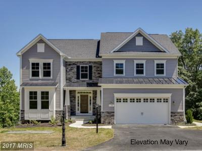 New Market Single Family Home For Sale: 6763 Accipiter Drive