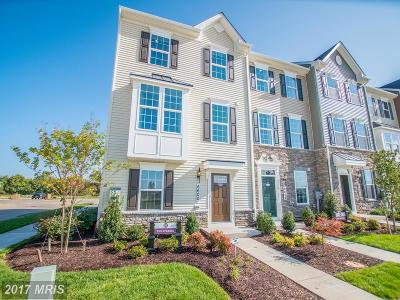 Frederick Townhouse For Sale: 6501 Ballenger Run Road