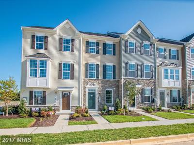 Frederick Townhouse For Sale: 6608 Ballenger Run Road
