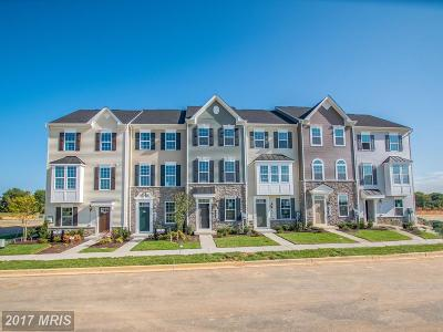 Frederick Townhouse For Sale: 6606 Ballenger Run Road
