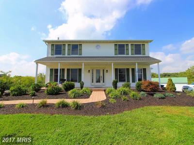 Frederick Single Family Home For Sale: 12640 Keymar Road