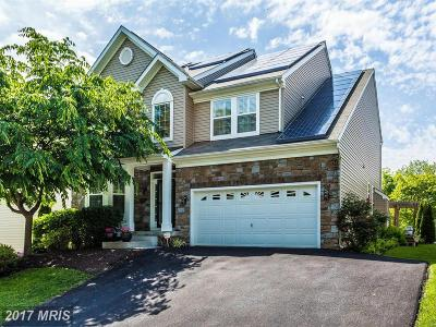 Frederick Single Family Home For Sale: 2507 Rocky Pointe Court