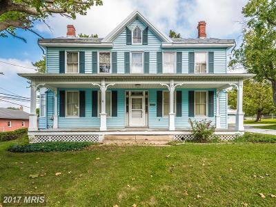 Frederick Single Family Home For Sale: 9604 Liberty Road