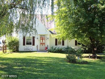 Woodsboro Single Family Home For Sale: 104 Woodsboro Road