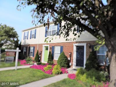Frederick Townhouse For Sale: 497 Arwell Court