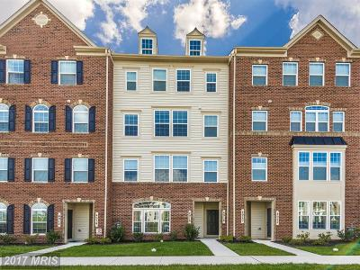Frederick Townhouse For Sale: 4916 Small Gains Way