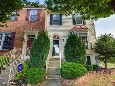 Frederick Townhouse For Sale: 1830 Spruce Peak Way