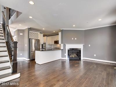 Frederick Townhouse For Sale: 28 Maxwell Square