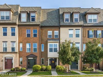 Frederick Townhouse For Sale: 1412 Wheyfield Drive