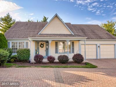 Frederick Single Family Home For Sale: 2447 Bear Den Road