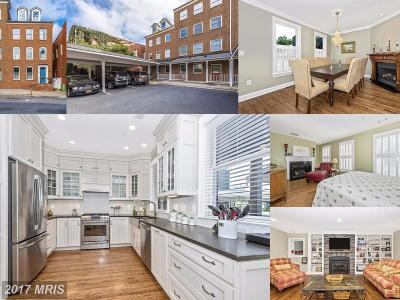 Frederick Townhouse For Sale: 123 Market Street S