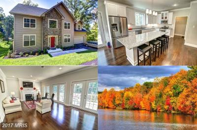 New Market Single Family Home For Sale: 6416 Lakeridge Drive