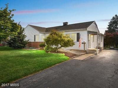 Frederick Duplex For Sale: 804 Montclaire Avenue