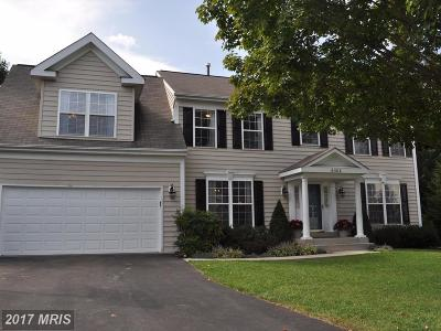 Frederick MD Single Family Home For Sale: $484,900