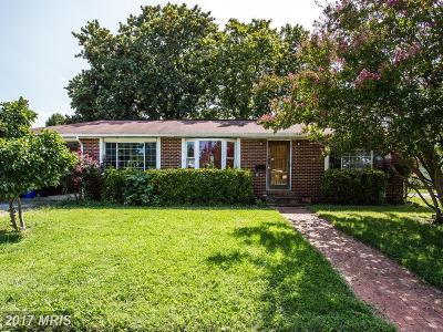 Frederick Single Family Home For Sale: 308 Thomas Avenue