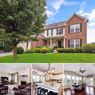 Frederick Single Family Home For Sale: 9319 Hillsborough Drive