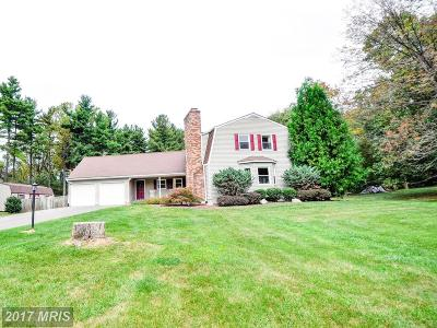 Frederick Single Family Home For Sale: 5502 Woodlyn Road