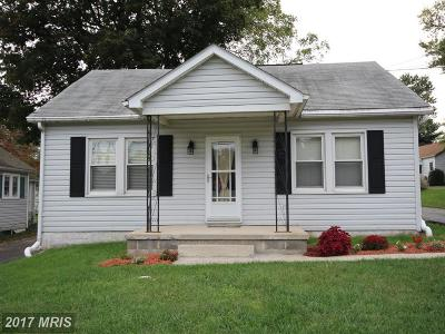 Frederick Single Family Home For Sale: 5115 Old National Pike