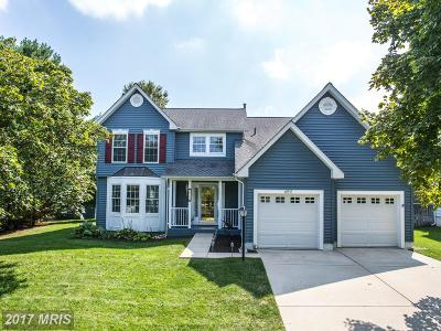 Frederick Single Family Home For Sale: 6915 Sovereign Place