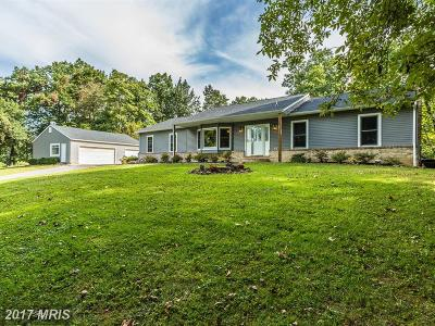 Single Family Home For Sale: 11615 Houck Road